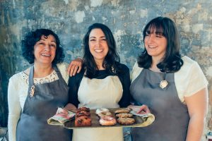 Nine Tea Cups Gluten Free Bakery and Social Enterprise Founders