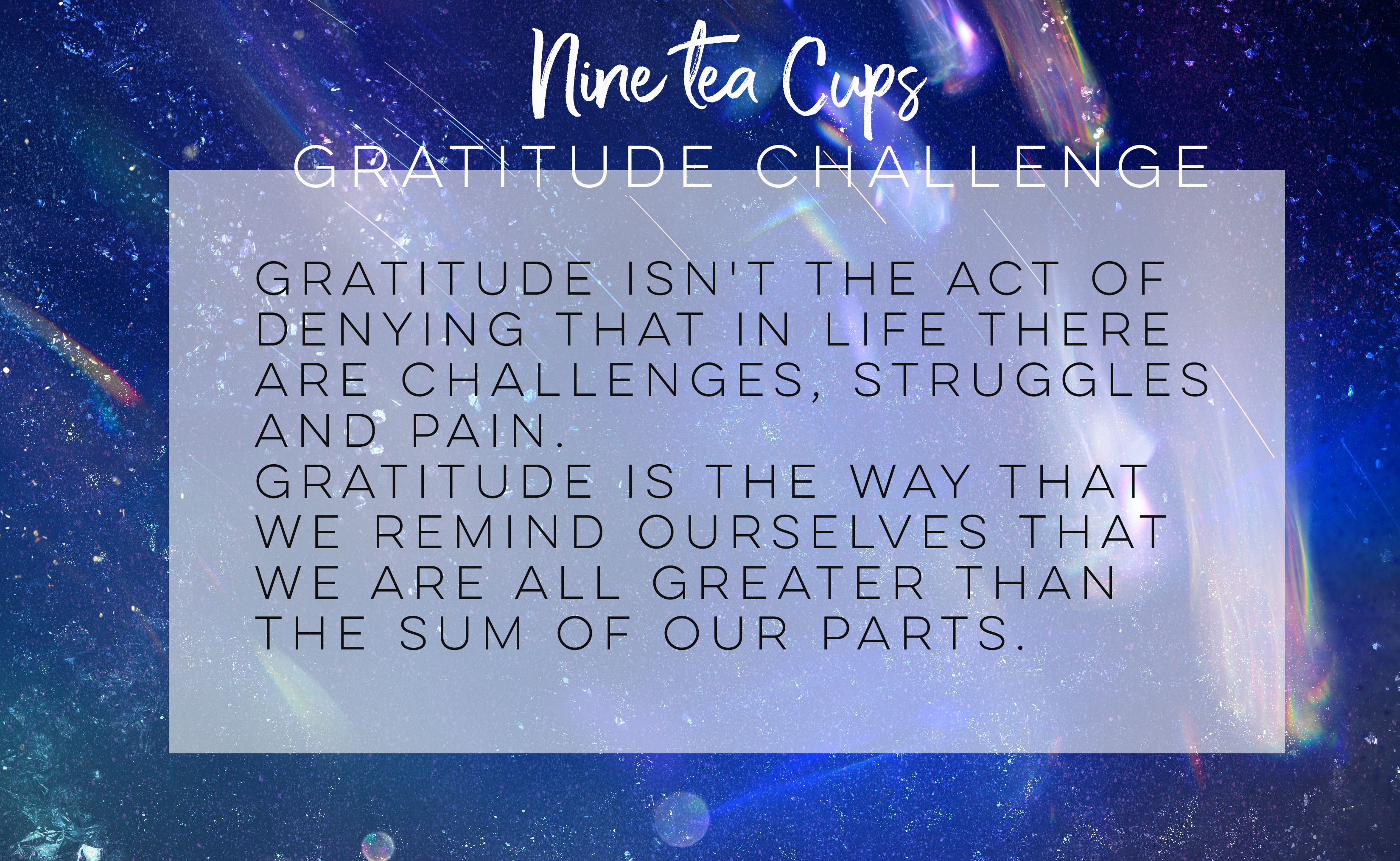 nine tea cups gratitude challenge post 1